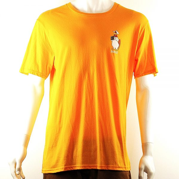 Prime Foghorn Tee Gold Front
