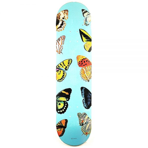 Quasi Butterfly One Deck Blue 8.0