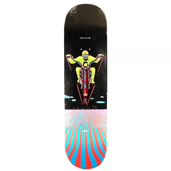 Quasi Crockett Dream Cycle Two Deck Blue 8.5