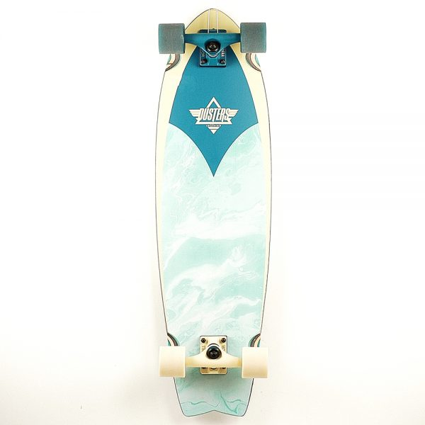 Dusters Kosher Retro Cruiser 33Inch Aqua Complete Main