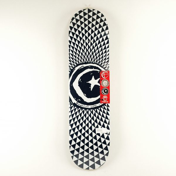Foundation Star And Moon Deck Blue 8.0