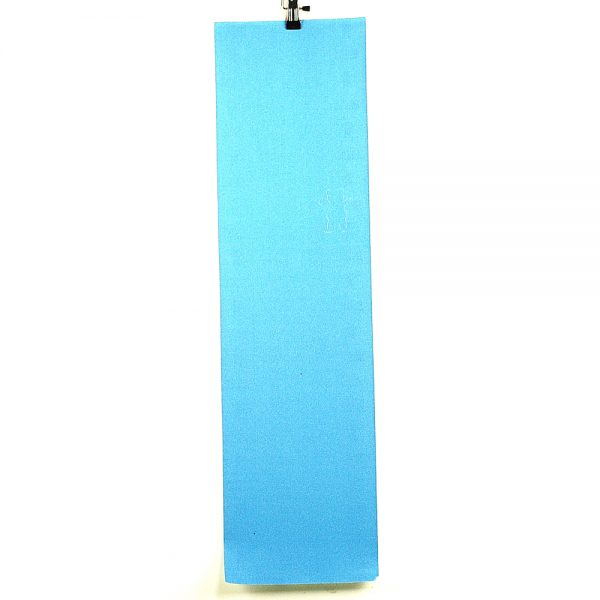 Grizzly Griptape Clear Cut Out Blue
