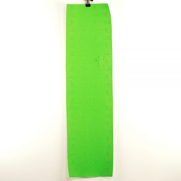 Grizzly Griptape Clear Cut Out Green