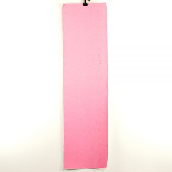 Grizzly Griptape Clear Cut Out Pink