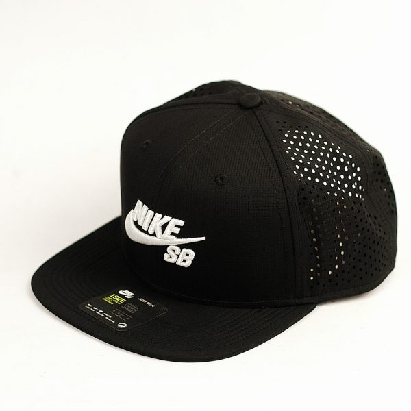 Nike Aero Cap Black-White