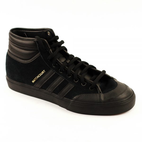 Adidas Matchcourt High Black-Black