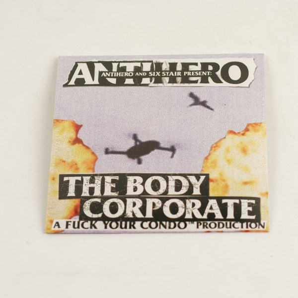 Anti Hero DVD The Body Corporate