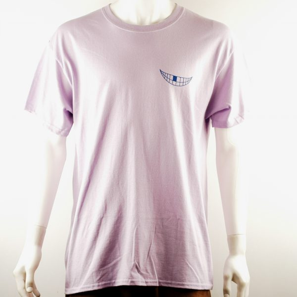 National Skate Co Grin Tee Orchid