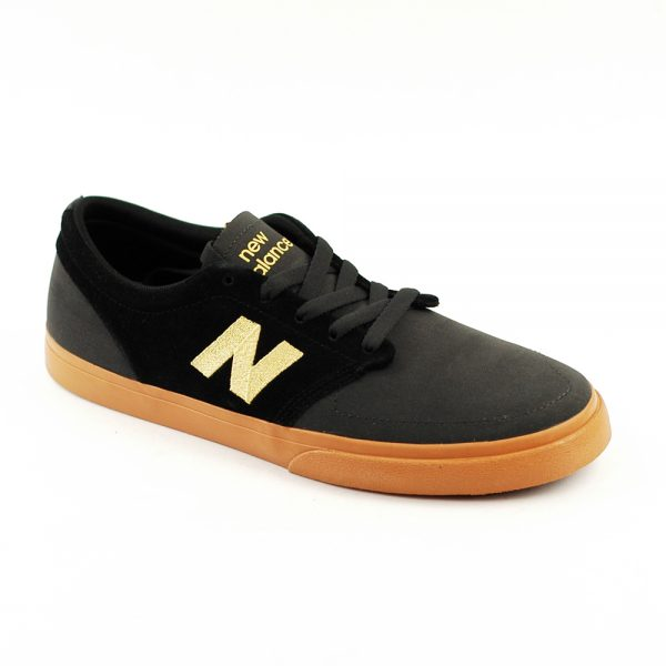 New Balance Numeric 345 Black-Yellow Cream
