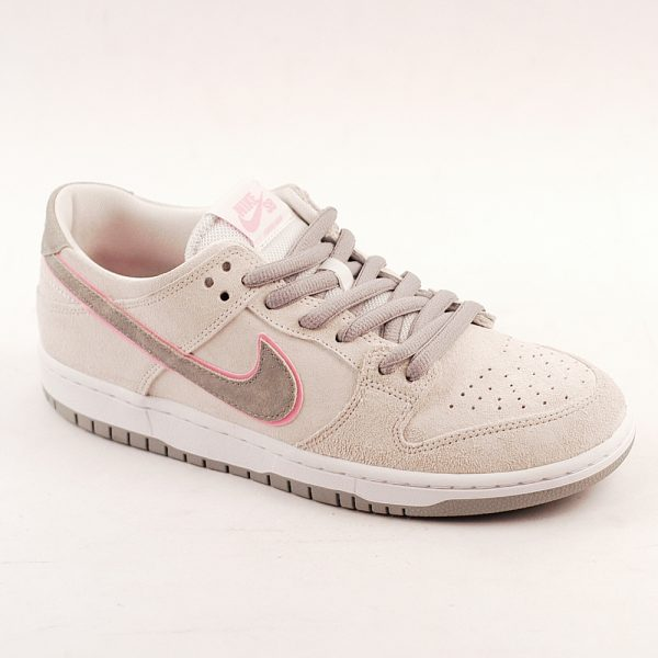 Nike SB Dunk Low Ishod White-Pink4