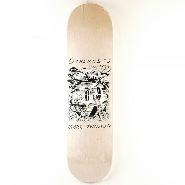 Otherness Marc Johnson Deck 8.25