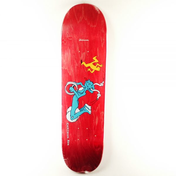 Polar Ron Chatman Guest Deck 8.75