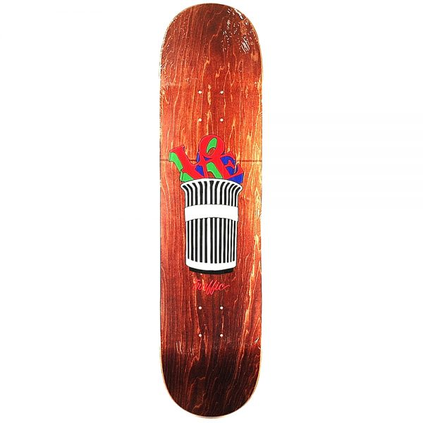 traffic oyola parks and recs deck 8.0
