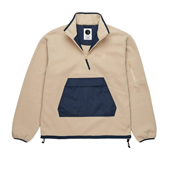 Gonzalez-Fleece-Jacket-Sand-1