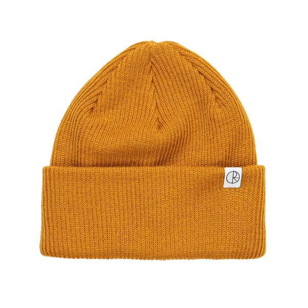 Harbour-Beanie-Gold