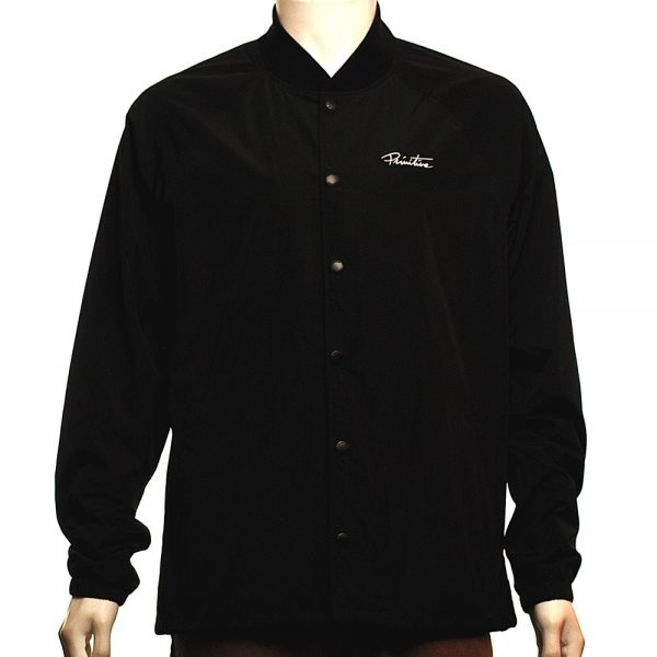 Primitive Camden Jacket Black Front
