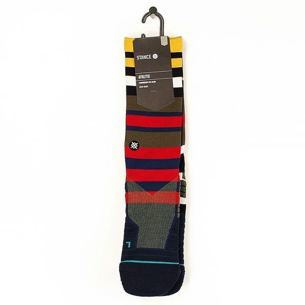 Stance Fusion Athletic Socks Large