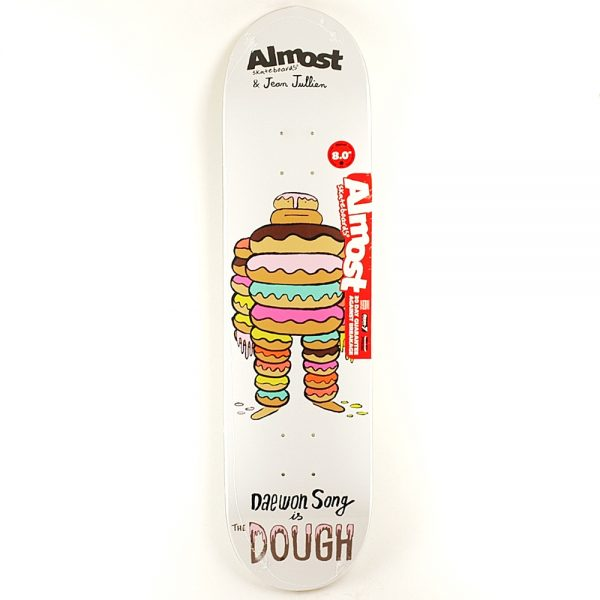 Almost Daewon Julien Monsters Deck 8.00