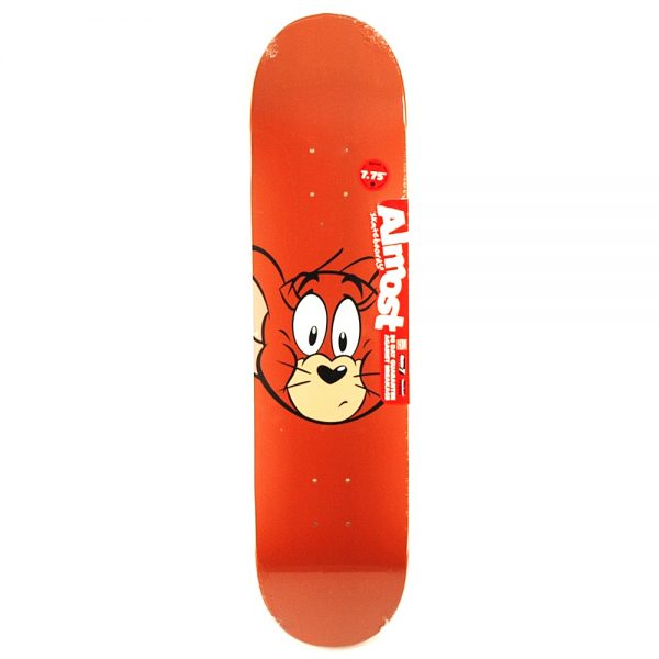 Almost Daewon Song Jerry Face Deck 7.75