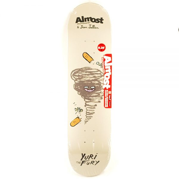 Almost Yuri Julien Monsters Deck 8.25