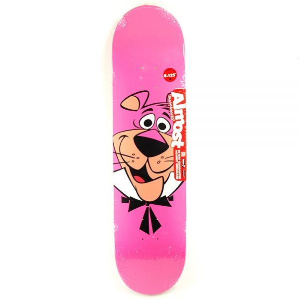 Almost Yuri Snagglepuss Face Deck 8.125