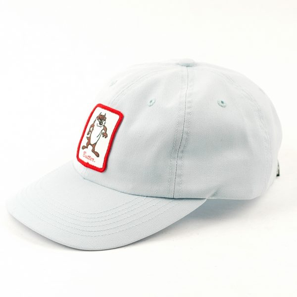 Butter Devil 6Panel Cap Light Blue