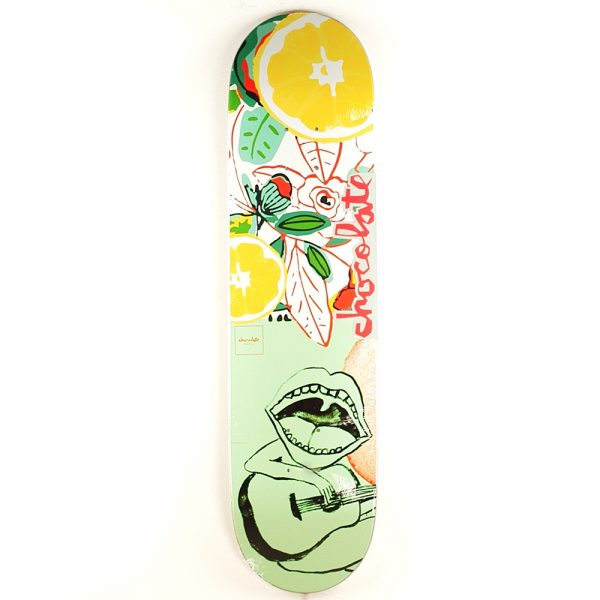 Chocolate Tropicalia Perez Deck 8.25