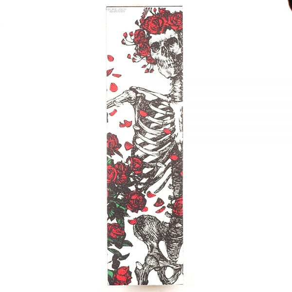 Grizzly Skull and Roses Griptape