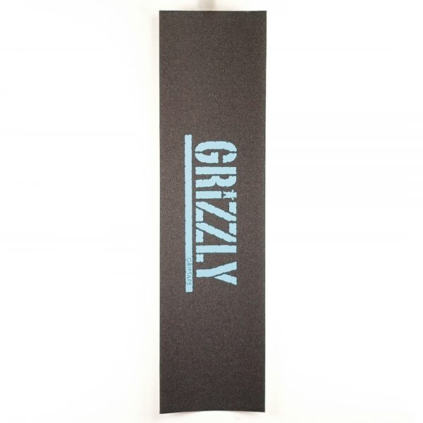 Grizzly Stamp Griptape Baby Blue