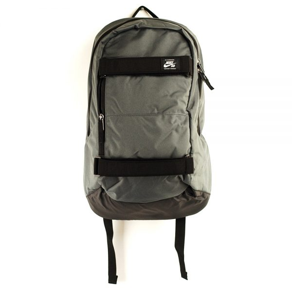 Nike Courthouse Skateboard Backpack Charcoal