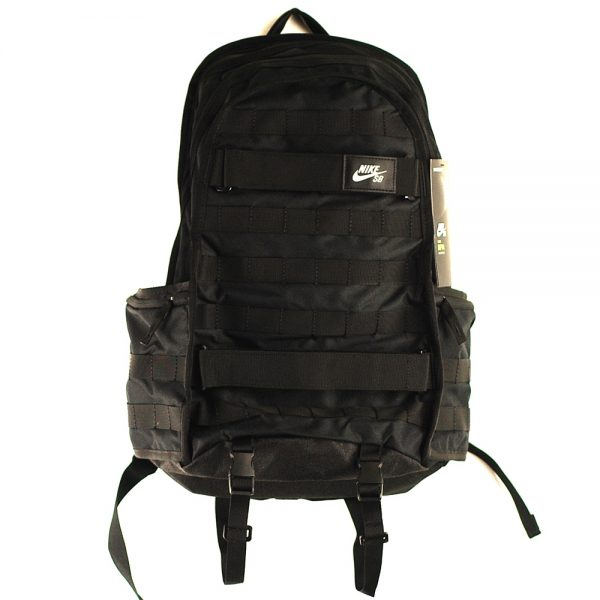 Nike RPM Skateboard Backpack Black