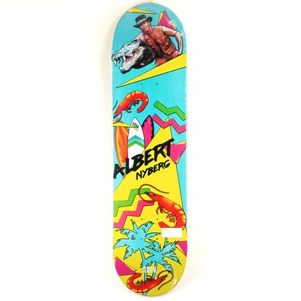 Sour Albert OZ Summer Deck 8.125