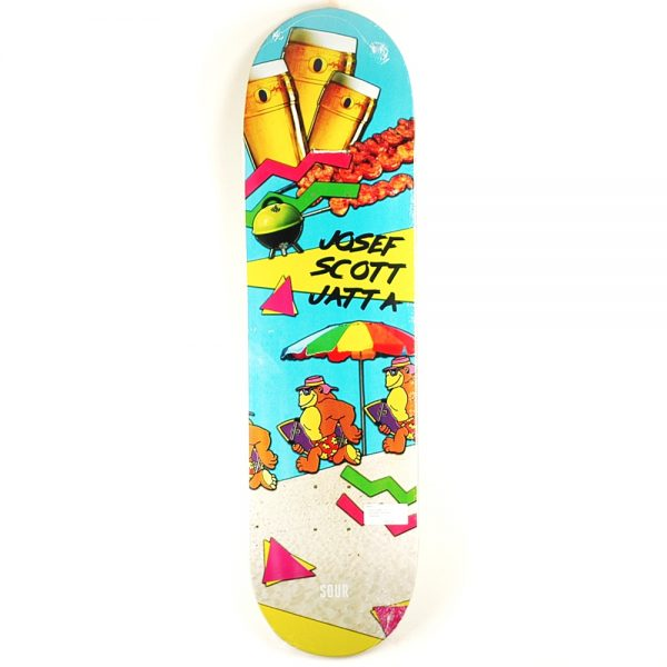 Sour Josef OZ Summer Deck 8.5