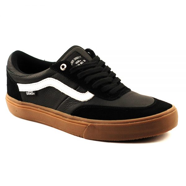 Vans Gilbert Crockett 2 Black/White/Gum UK