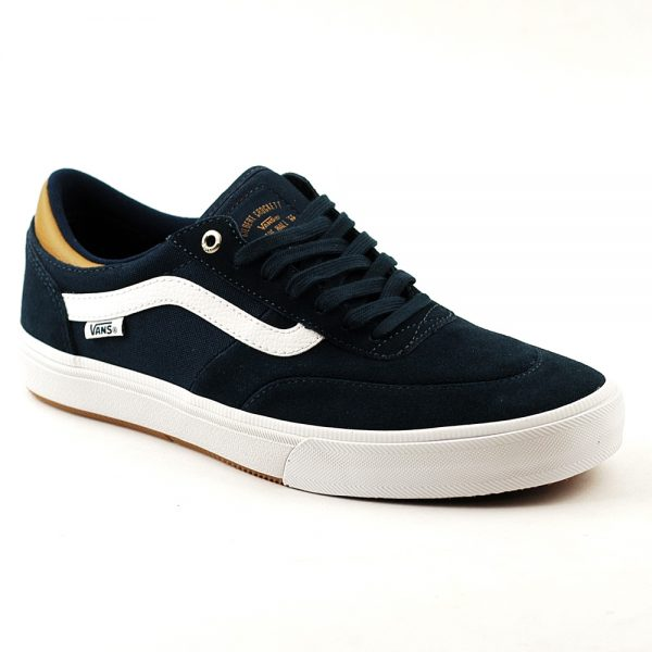Vans Gilbert Crockett Pro Dress Blue UK Skateboard Shoes