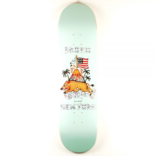 5Boro x DS Akers Deck 8.5 OneSize