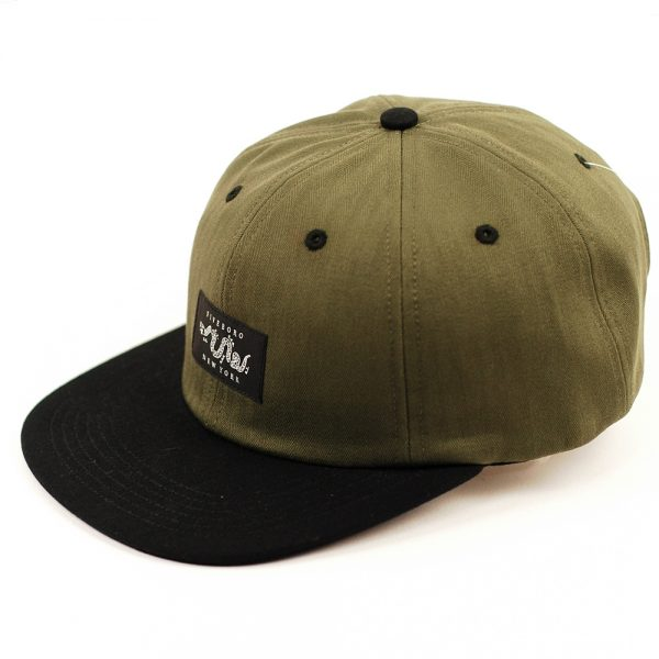 5boro Join Or Die 5Panel Cap Army