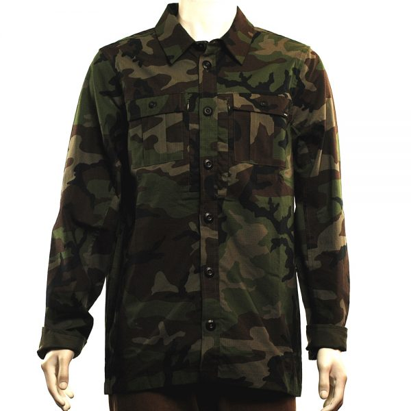 Nike Colgate Shirt Jacket Camo Main