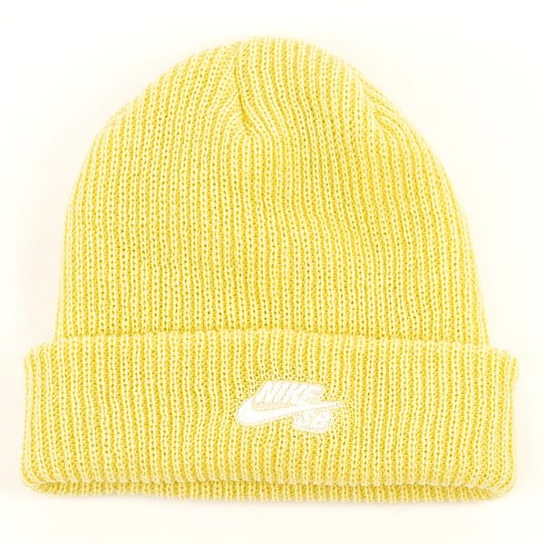 Nike Fisherman Beanie Lemon