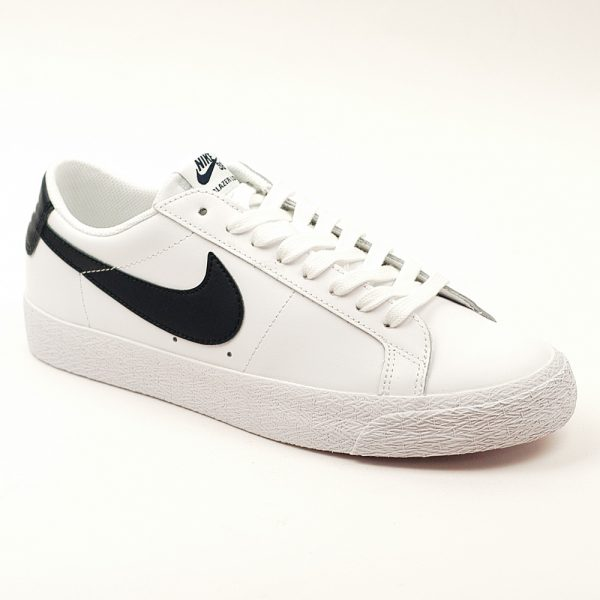 Nike SB Blazer Low White:Obsidian Single