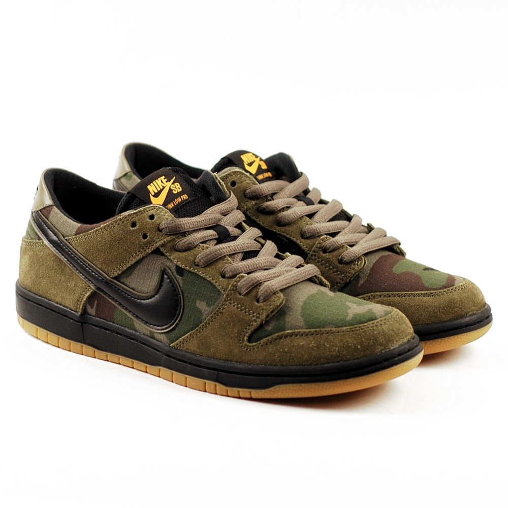Nike Sb Suede Shoes