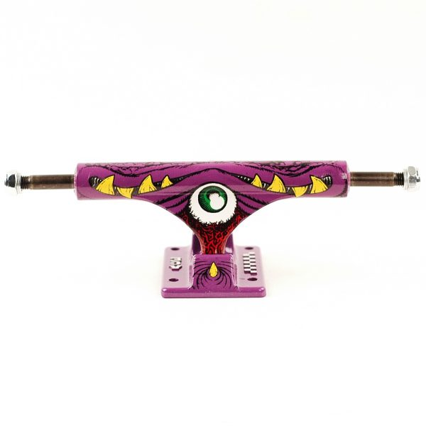 Ace Trucks 44 Coping Monster Purple Pair Main