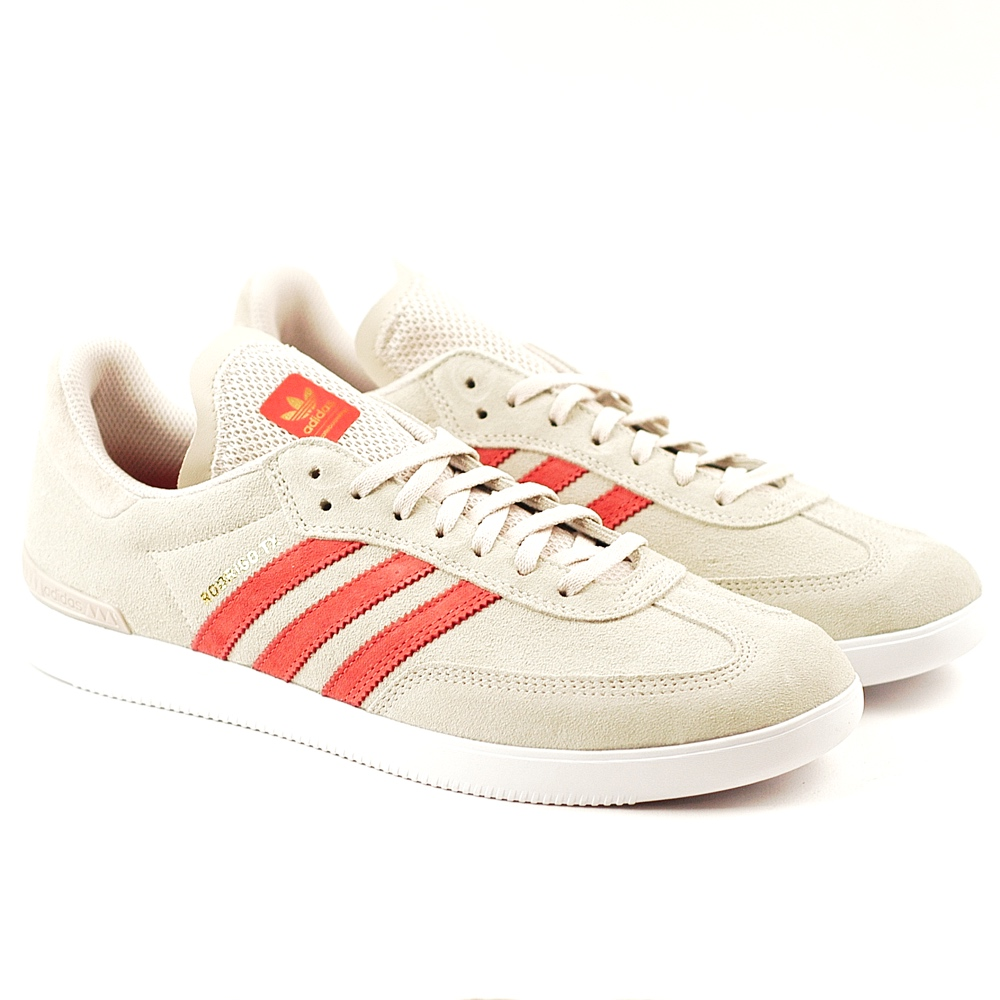 adidas samba adv cbrown trasca white forty two. Black Bedroom Furniture Sets. Home Design Ideas
