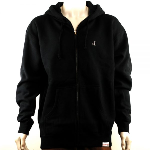 Diamond Mini UnPolo Zip Hood Navy