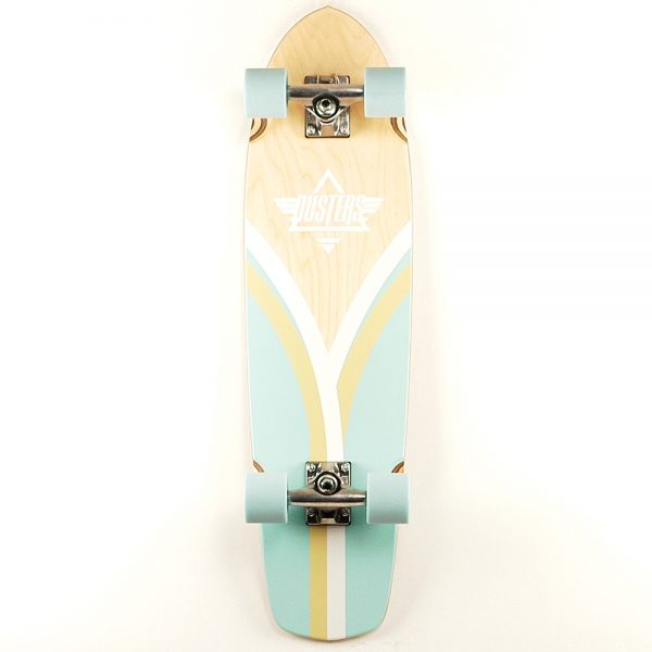 Dusters Flashback Cruiser 31Inch Complete Light Blue Main