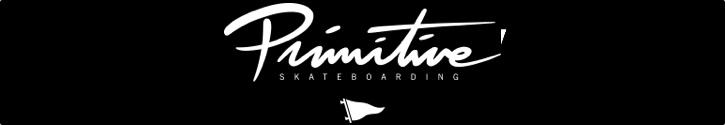 Primitive clothing and Primitive skateboards at Forty Two skateboard shop UK