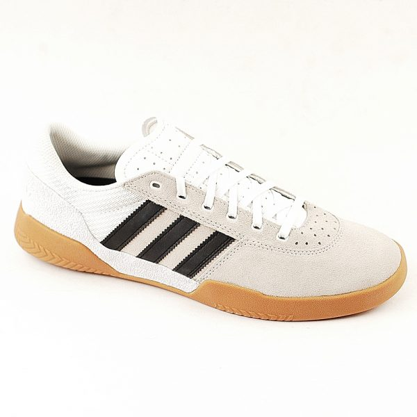 Adidas City Cup White-Black-Gum