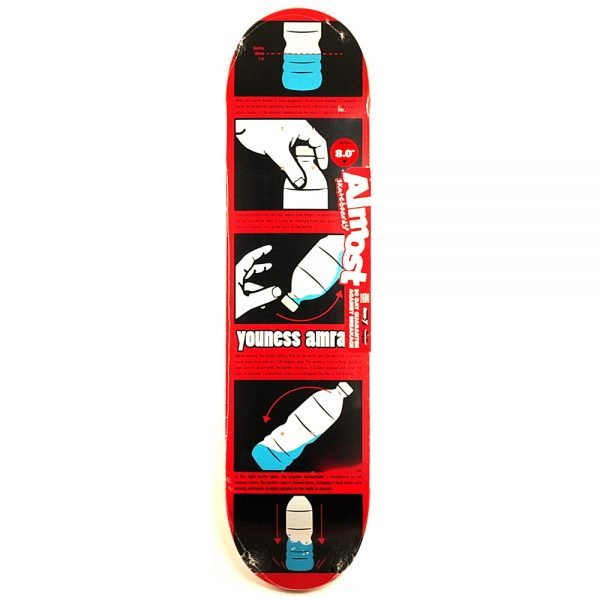 Almost Youness Bottle Flip Deck 8.00