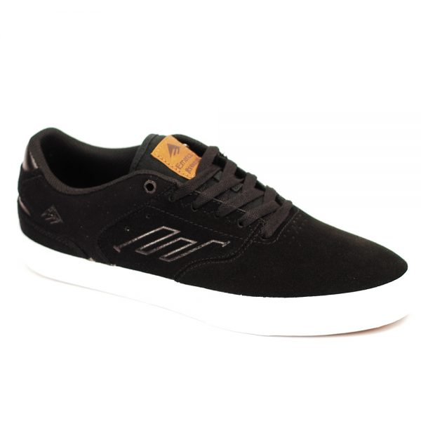 Emerica Reynolds Low Black-Brown