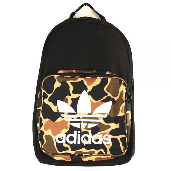 Adidas Classic Backpack Camo Front